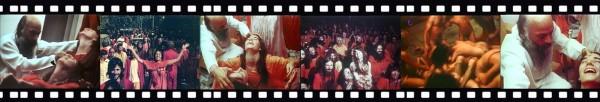 Filmstreifen Ashram in Poona